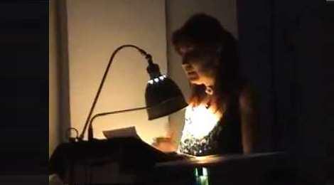"""""""IL SUONO, IL COLORE, L'ARIA"""" – Spettacolo di Venerdì 3 Agosto 2012 – Chiesa di S.Rocco"""