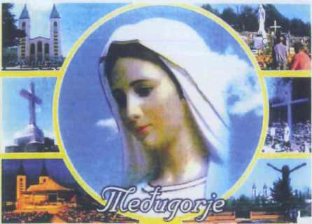 Pellegrinaggio a Medjugorje dal 20 al 24 Luglio 2017