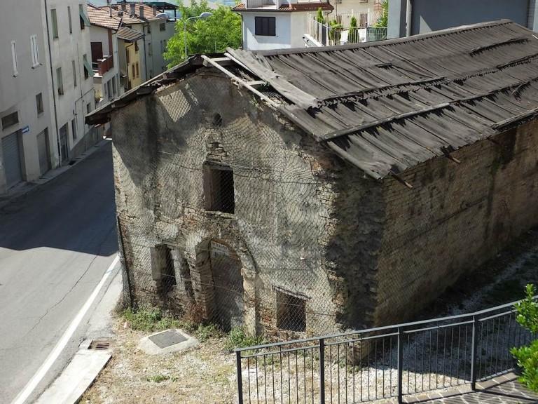 esterno chiesa di sant'isidoro