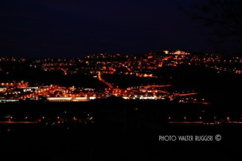 MONTE URANO… BY NIGHT