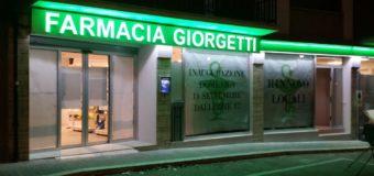 Farmacia Giorgetti riapre con il nuovo format