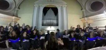 """9 Aprile 2017 – ore 21.00, Chiesa di San Rocco, esibizione della Corale Polifonica monturanese """"Dolce canto a Leo"""""""