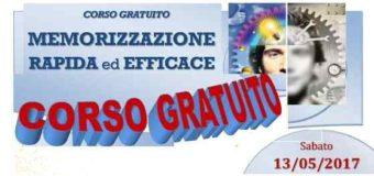 """Corso gratuito di memorizzazione organizzato da """"L'Alveare""""- I° Step"""
